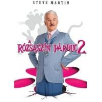 A Rózsaszín párduc 2. (DVD)