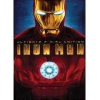 Iron Man - A Vasember 1. (DVD) *1 lemezes kiadás*