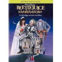 Beetlejuice (Kísértethistória) (DVD)