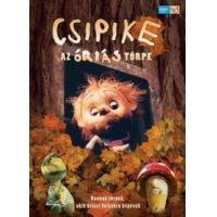 Csipike, az óriás törpe (DVD)