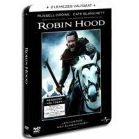 Robin Hood - Rendezői változat (Limitált, fémdobozos változat, 2 DVD)