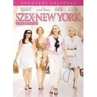 Szex és New York - A mozifilm (DVD)