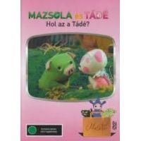 Mazsola és Tádé: Hol az a Tádé? (DVD)