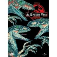Jurassic Park 2. - Az elveszett világ (DVD)