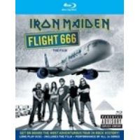 Iron Maiden-Flight 666 (Blu-ray)