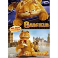 Garfield 1-2. *Páros* (2 DVD)
