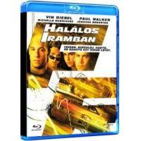 Halálos iramban (Blu-ray)