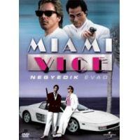 Miami Vice - 4. évad (6 DVD)