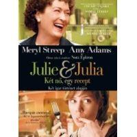 Julie & Julia-Két nő, egy recept (DVD)