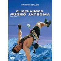Cliffhanger - Függő játszma (DVD)