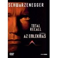 Total Recall - Az Emlékmás (Mirax kiadás) (DVD)