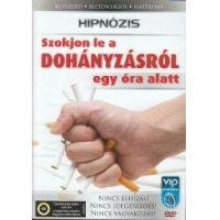 Hipnózis-Szokjon le a dohányzásról 1 óra alatt (DVD)