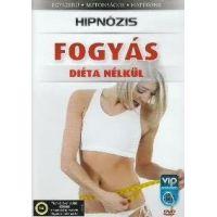 Hipnózis - Fogyás diéta nélkül (DVD)