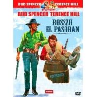 Bud Spencer - Bosszú El Pasóban (DVD)