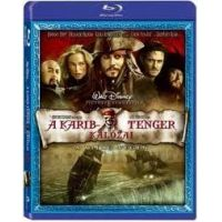A Karib-tenger kalózai 3. - A világ végén (Blu-ray)