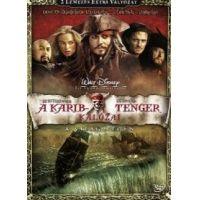 A Karib-tenger kalózai 3. - A világ végén (DVD)