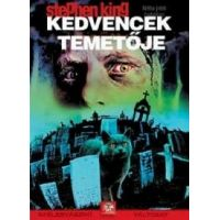 Stephen King: Kedvencek temetője (1989) (DVD)
