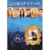 Jóbarátok - 8. évad (3 DVD)