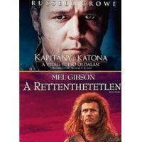 A rettenthetetlen / Kapitány és katona (2 DVD) (Twinpack)