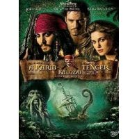 A Karib-tenger kalózai 2. - A holtak kincse (DVD)
