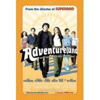 Adventureland - Kalandpark (DVD)