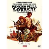 Pancho Villa lovasai (DVD)