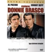 Fedőneve - Donnie Brasco (DVD)