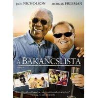 A bakancslista (DVD)
