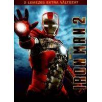 Iron Man - A Vasember 2. - Extra változat (2 DVD)