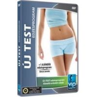 Új test edzésprogram (DVD)