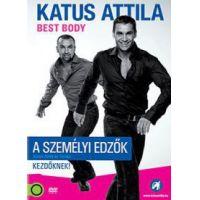 Katus Attila és Tamás-A személyi edzők (DVD)