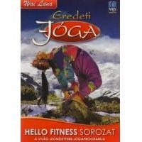 Eredeti Jóga-Hello Fitness Sorozat *Díszdobozos* (3 DVD)
