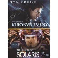 Különvélemény / Solaris (Twinpack) (2 DVD) *Páros*