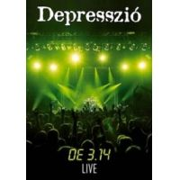 Depresszió: DE 3.14 Live (DVD+CD)