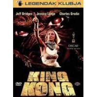 King Kong *1976-Kasszikus* (DVD)