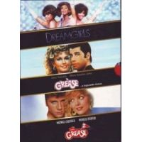 Musical díszdoboz (Dreamgirls/Grease/Grease 2.) (3 DVD)