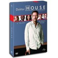 Doktor House 5. Évad (6 DVD)