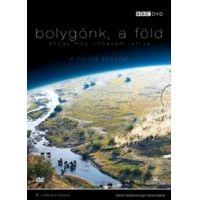 David Attenborough-Bolygónk a föld (7 DVD)