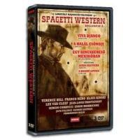 Spagetti western kollekció 2. (5 film 3 DVD)