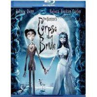 Tim Burton: A halott menyasszony (Blu-ray)