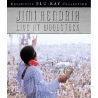 Jimi Hendrix-Live at Woodstock (Blu-ray)