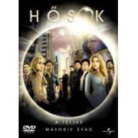 Hősök - 2. évad (4 DVD)