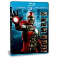 Iron Man - A vasember 2. (Blu-ray)