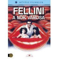 Fellini: A nők városa (DVD)