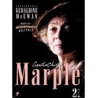 Agatha Christie - Miss Marple - Második évad (4 DVD)