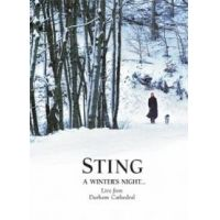 Sting: A Winter (DVD)
