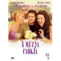 A múzsa csókja (DVD)
