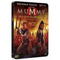 A Múmia 3. - A Sárkánycsászár sírja - Limitált, fémdobozos, extra változat (2 DVD) (Steelbook)