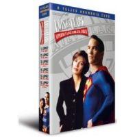 Lois és Clark: Superman legújabb kalandjai - A teljes harmadik évad (6 DVD)