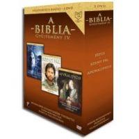 Biblia Gyűjtemény IV. (3 DVD)